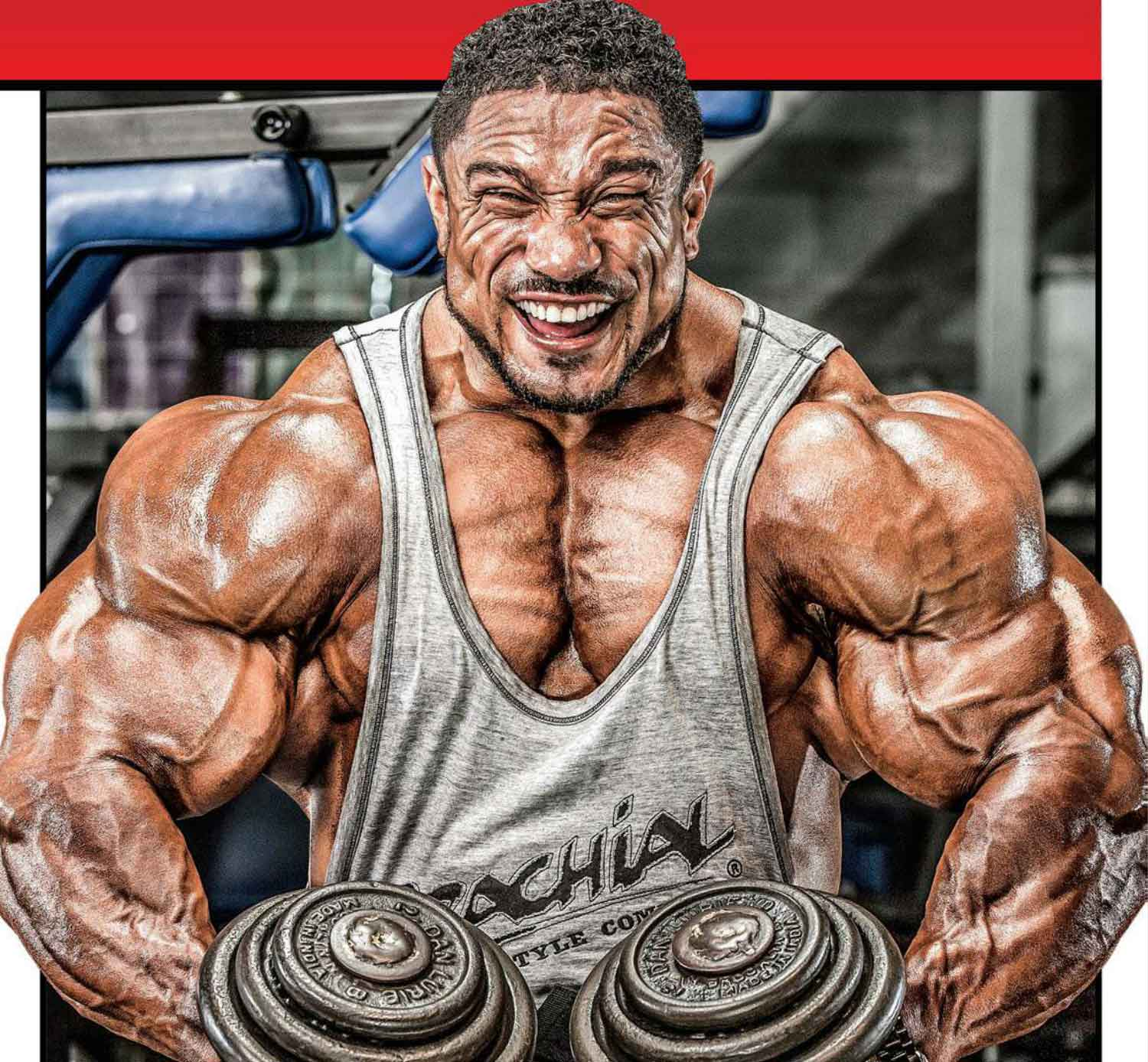 The 2016 Mr. Olympia Line Up – Muscular Development