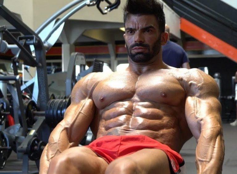CoronaVirus bodybuilding