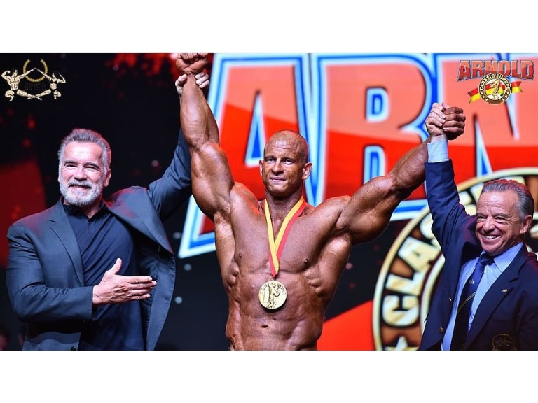 2020 Arnold Sports Festival Europe